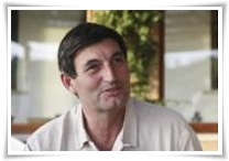 Piero Grandi, founder of the Swiss Bhutan Learning Exchange Foundation